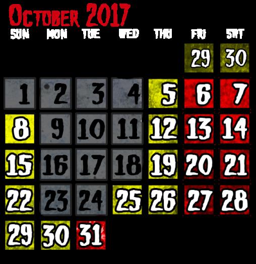 2017-oct-calendar